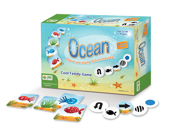 Ocean - Game that Promotes Cognitive Development