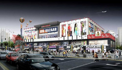 Big mall concept design
