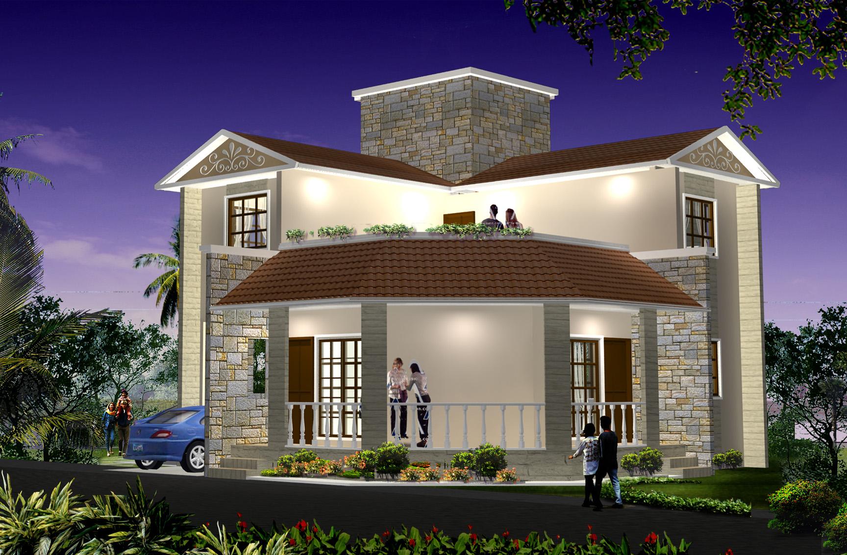 Bhimashankar Hills Villa 1