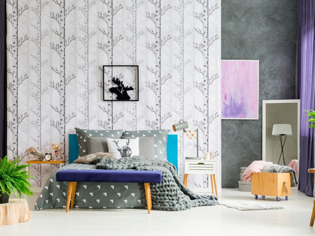 Top 7 tips & tricks: To consider before choosing a wallpaper