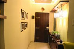 Modern India foyer