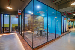 Sound proof offices