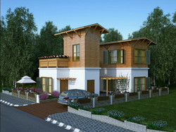 Classic bungalow design
