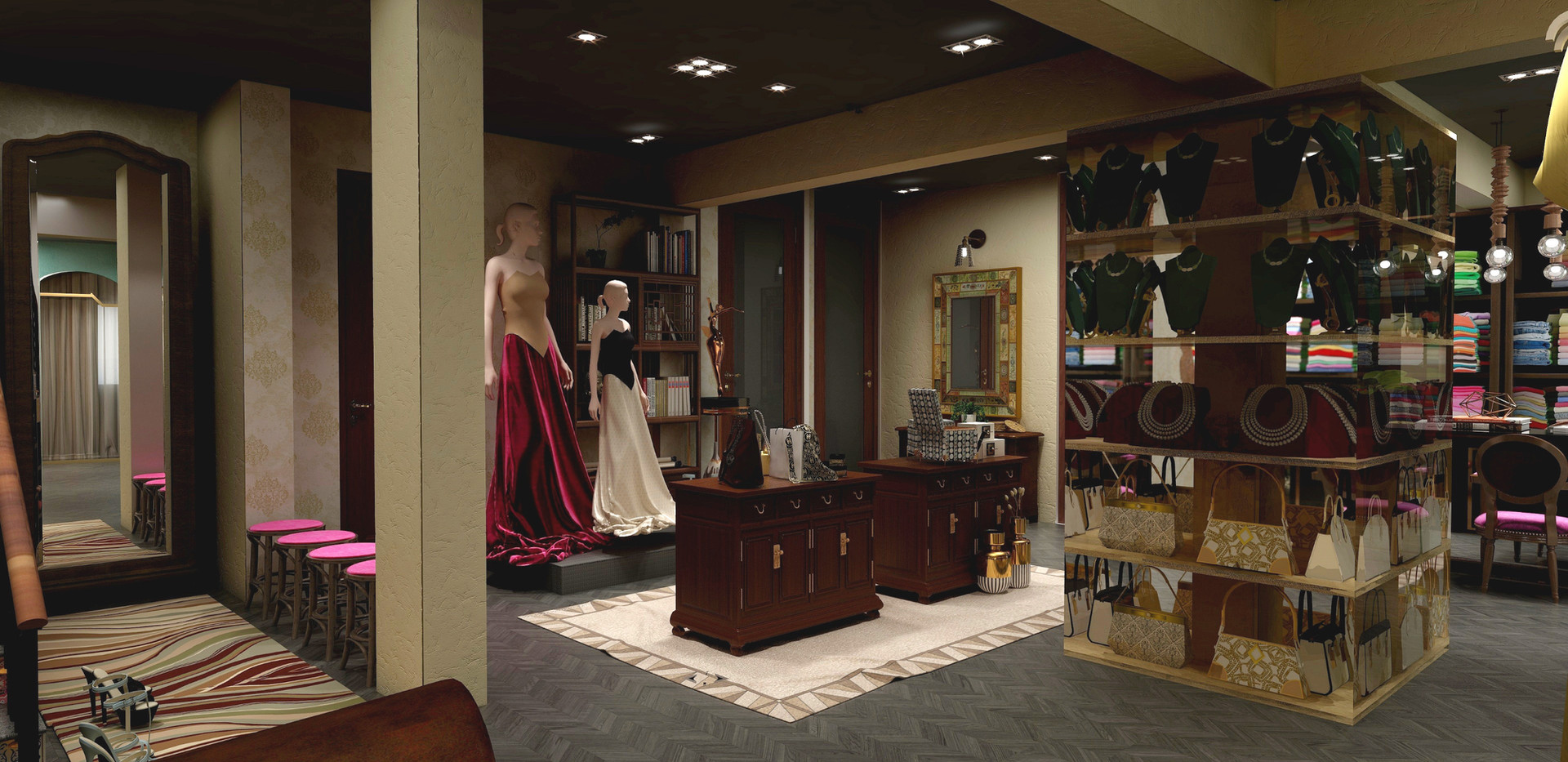 Bridal Showroom
