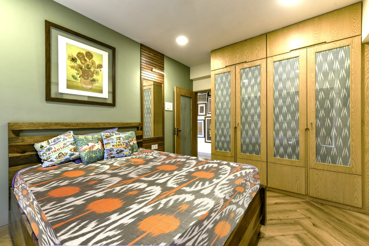 Bedroom design Pawai