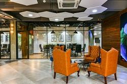 Elegant lounge