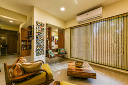Living room design Pawai