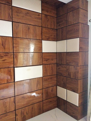 Unique tile design