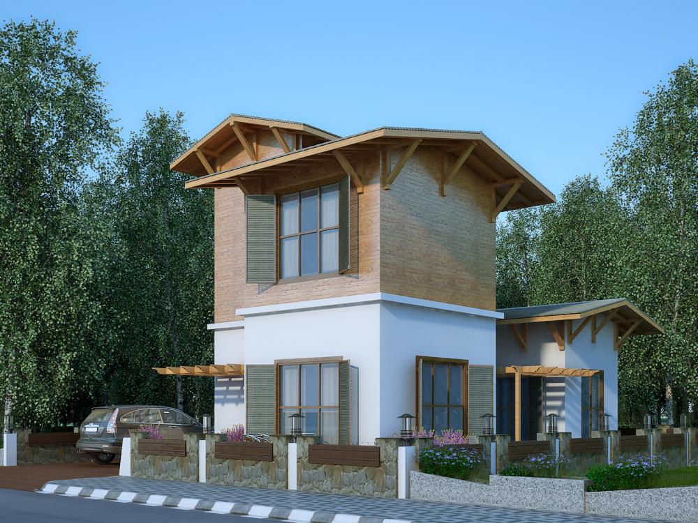 Sibermond Villa B