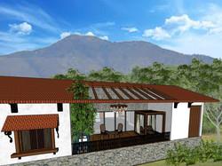 Resort Villa layout 1