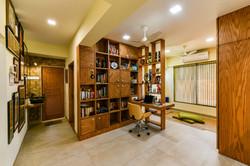 Study room design Pawai