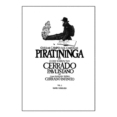Guia de campo dos Campos de Piratininga ou...