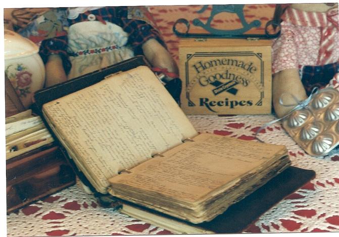 Collecting Handwritten Recipes