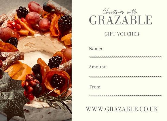 Grazable Gift Voucher