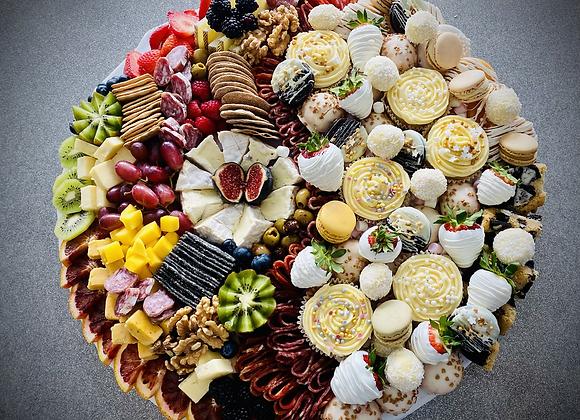 Grazable Bespoke Platter Feeds 8-10 People