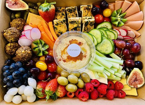 Grazable Vegetarian Box