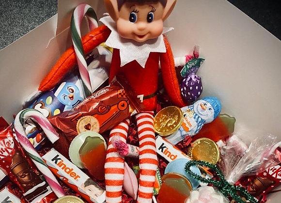 The Elf On The Shelf Sweet Box
