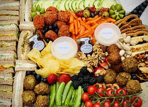 Grazable Vegetarian Platter Feeds 6 People