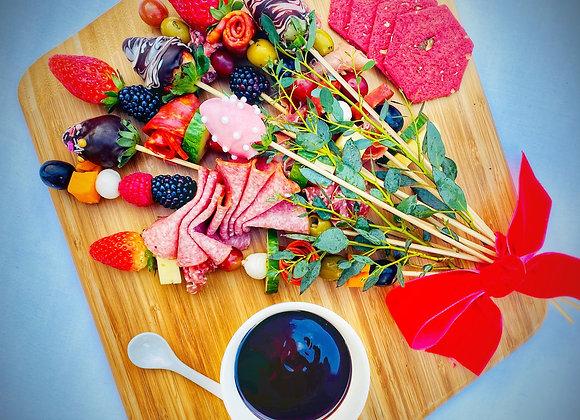 Valentine's Edible Bouquet