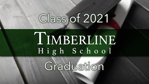 Timberline High School 2021 Graduation