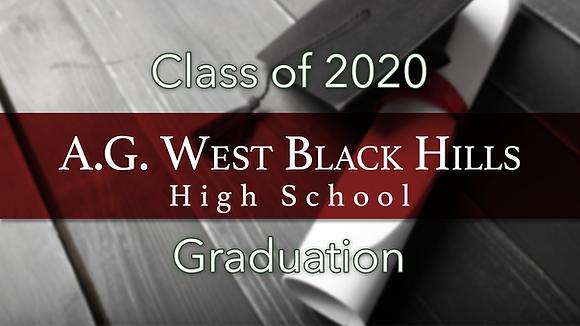 Black Hills High School 2020 Graduation