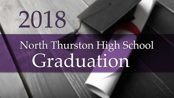 North Thurston High School 2018 Graduation