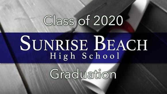Sunrise Beach High School 2020 Graduation
