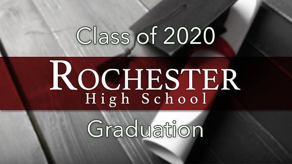 Rochester High School 2020 Graduation