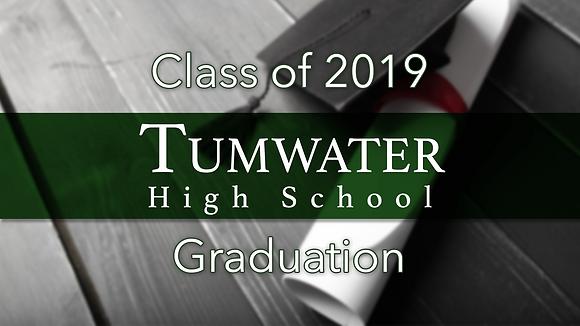 Tumwater High School 2019 Graduation