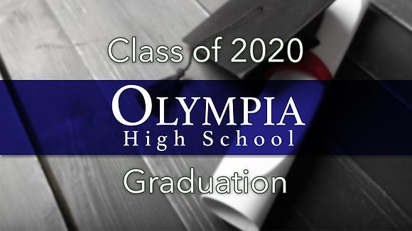 Olympia High School 2020 Graduation