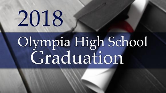 Olympia High School 2018 Graduation