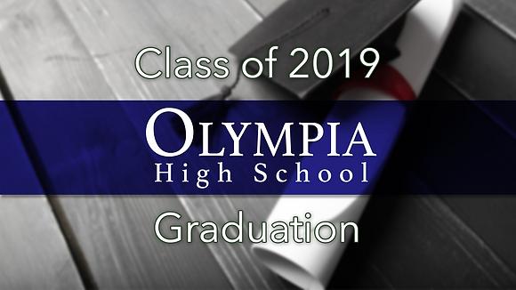 Olympia High School 2019 Graduation