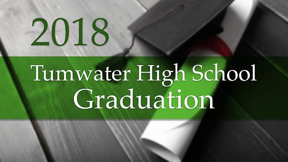 Tumwater High School 2018 Graduation