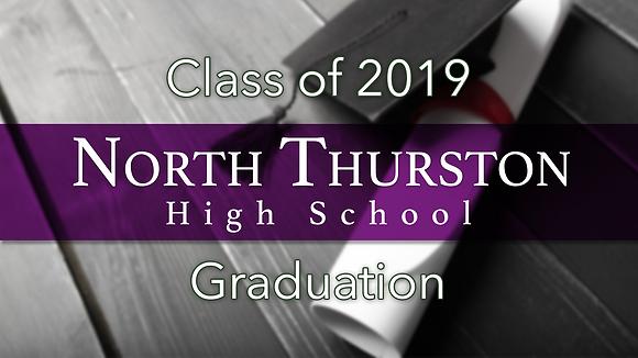 North Thurston High School 2019 Graduation