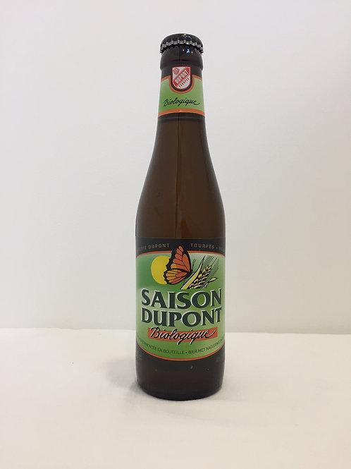 Dupont Saison Bio 33cl