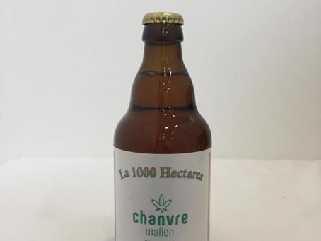 Unique sur Bienboire.be! Une bière à base de chanvre Bio