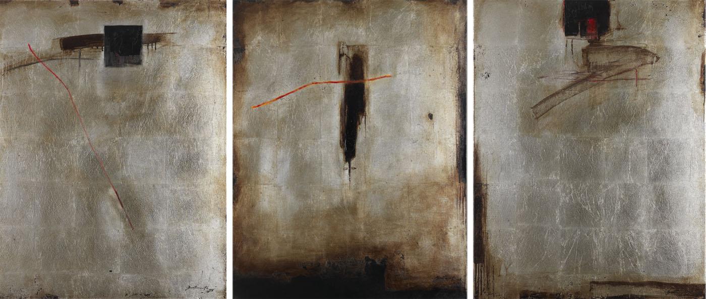 Triptico Elegías, 2008