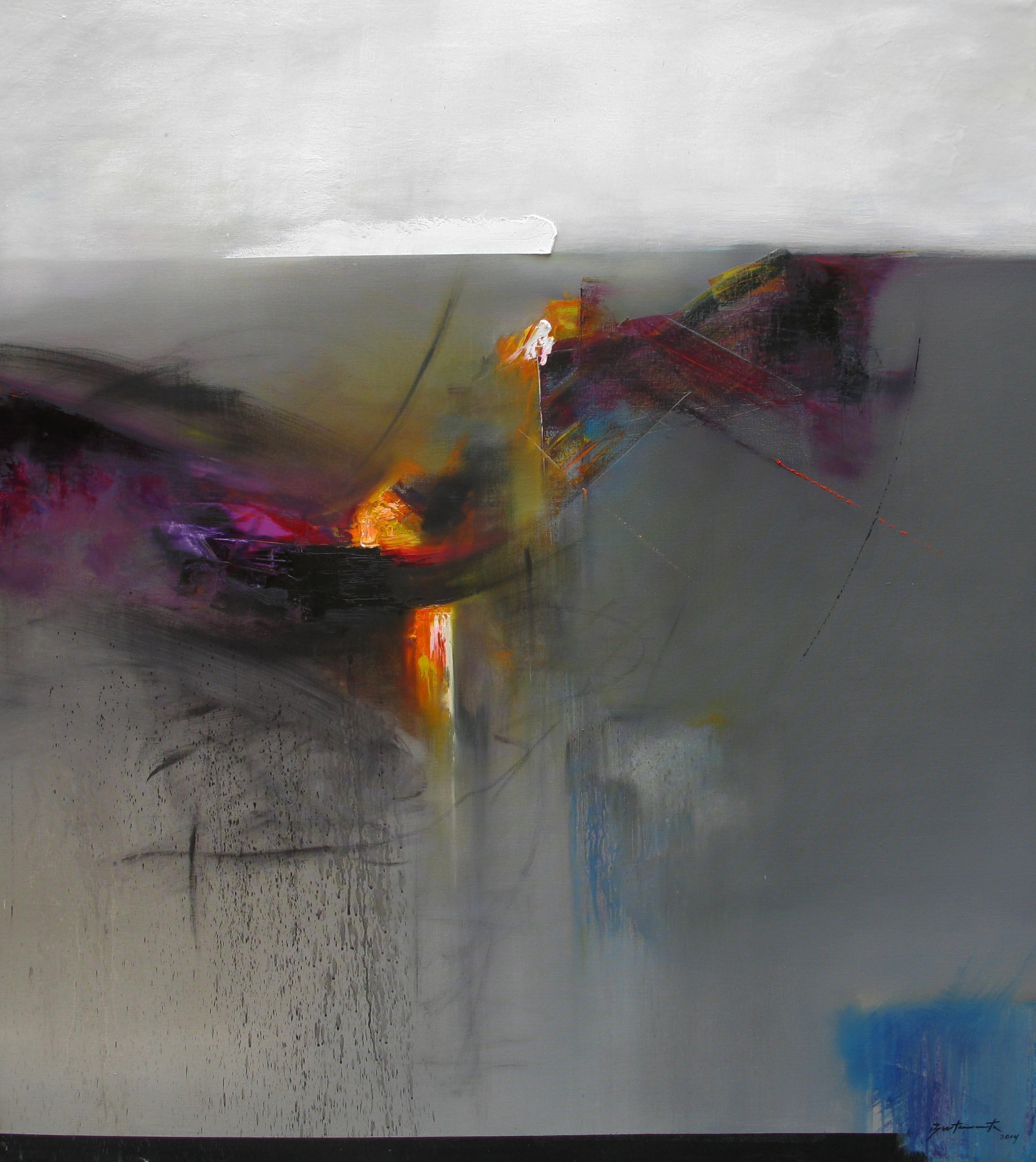 Rostro de agua, 2014.