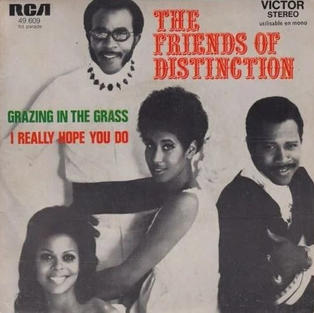 Friends Of Distinction