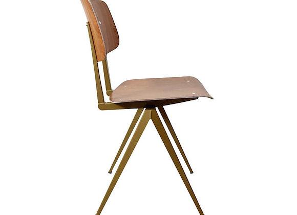 S.16 chair ブラウン/パールゴールド