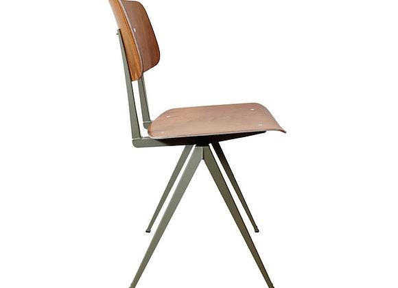 S.16 chair ブラウン/セメントグレイ
