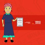 Identidade Visual Programa de Regularização Fundiária Rural MG