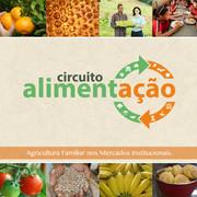 Identidade Visual Programa Estadual Circuito Alimentação