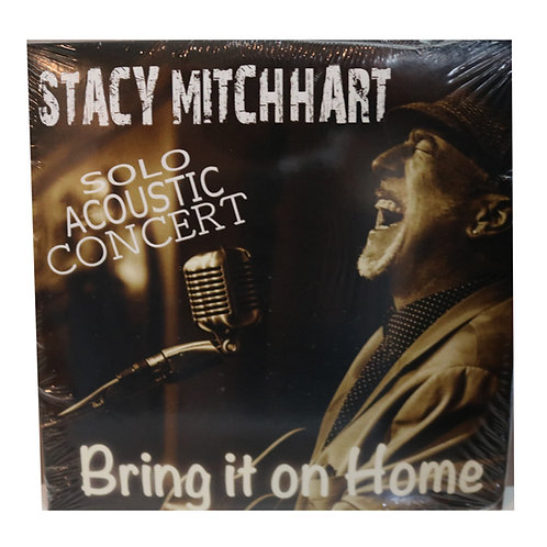 STACY MITCHHART - LIVE ACOUSTIC CONCERT