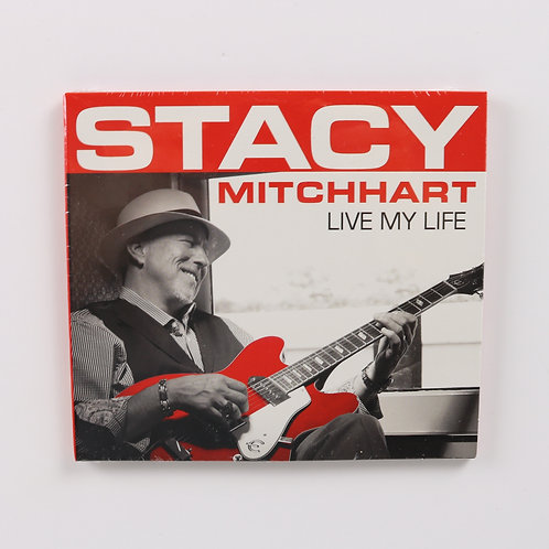 "STACY MITCHHART CD ""LIVE MY LIFE"""