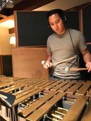 Abe Lagrimas, Jr. (recording).JPG
