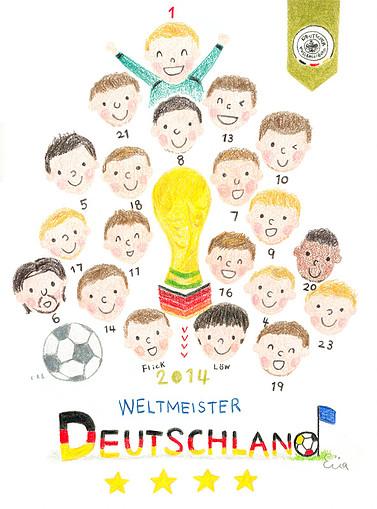 德國世界杯冠軍