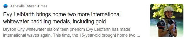 Evy Brings Home Gold.JPG