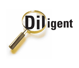 Diligent Research logo