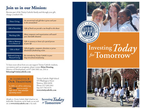 TCHS funding brochure